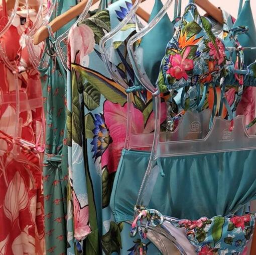 Coleção Lingerie e Beachwear